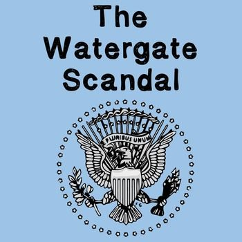 an introduction to the history of the watergate scandal The watergate scandal is widely considered to be the biggest in political history  anywhere in the world but trying to explain it is not easy.