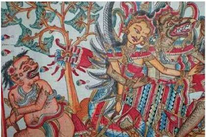 Seni Rupa Daerah Indonesia Halaman 172 Painting Seni Tekstil Seni