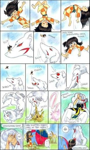 Little story of the brother of inuyasha