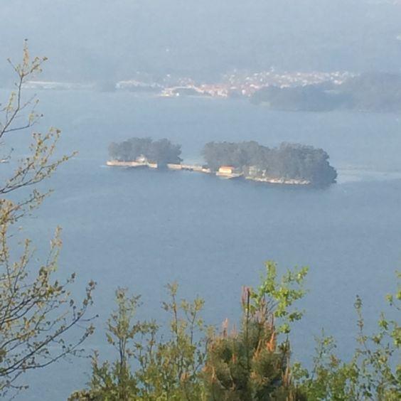 Isla de San Simon y Cesantes