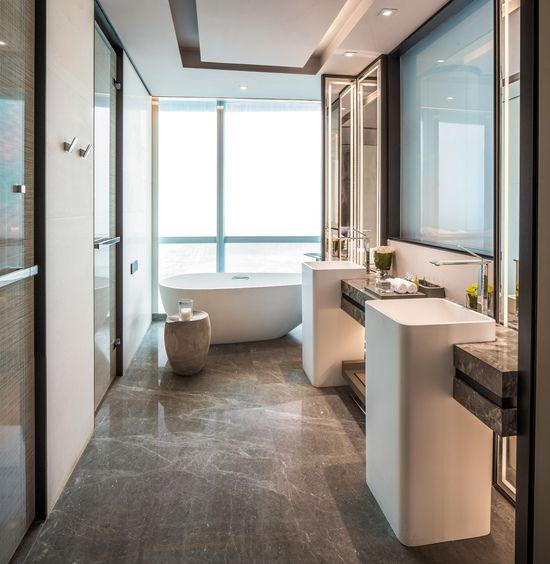 CCD如何将一间美术馆搬入深圳中洲万豪酒店