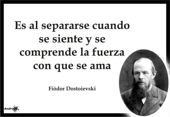 Fedor Dostoievski, el post que se merece parte 2 - Taringa!