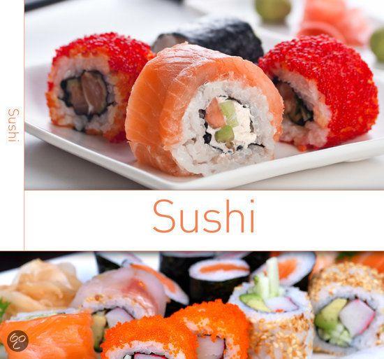 Sushi en sashimi - Renate Hagenouw - ISBN 9789036631976. Dit boek bevat een uitgebreide uitleg, basistechnieken en tal van recepten om de lekkerste sushi en sashimi te maken. Elk recept is voorzien van een beknopte, maar volledige uitleg en een foto van het resultaat. GRATIS VERZENDING IN BELGIË - BESTELLEN BIJ TOPBOOKS VIA BOL COM OF VERDER LEZEN? DUBBELKLIK OP BOVENSTAANDE FOTO! #kookboeken