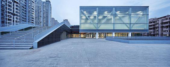 Imagem 11 de 28 da galeria de Centro Desportivo San Wayao / CSWADI. Fotografia de ARCH-EXIST