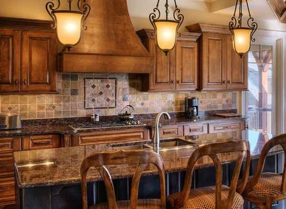 30 rustic kitchen backsplash ideas click here to view them all home ideas pinterest. Black Bedroom Furniture Sets. Home Design Ideas