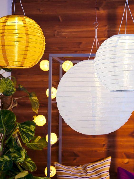 Cómo iluminar terrazas y balcones para deslumbrar en 2020