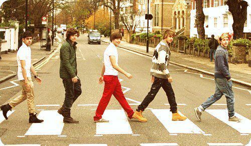 :) The new and improved Beatles!