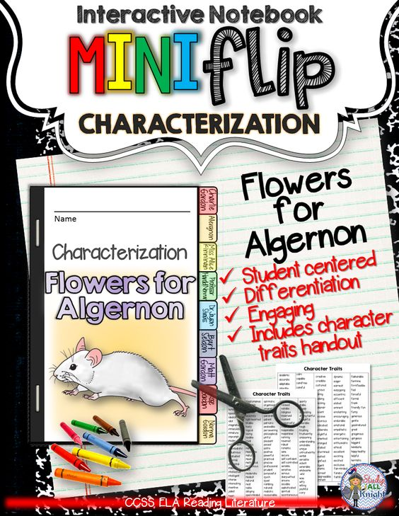 response to literature essay for flowers for algernon Flowers for algernon essay examples an overview of the response to literature and the novel flowers for a literary analysis of flowers for algernon by daniel.