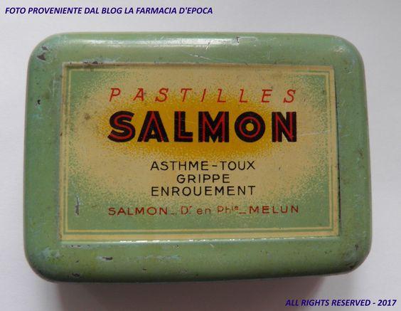 Pastilles Salmon
