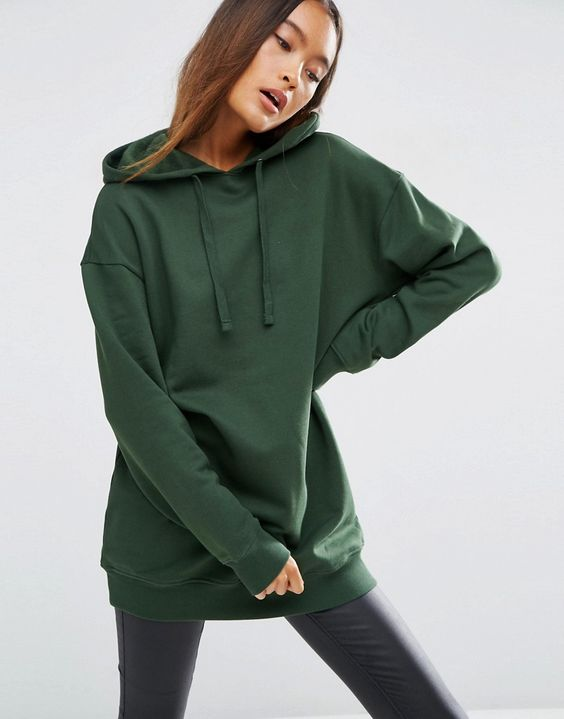 Image 1 ofASOS Ultimate Oversized Pullover Hoodie