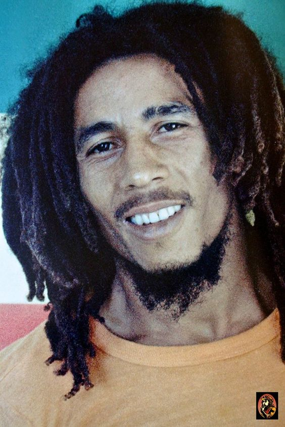 Bob Marley - wow, one of the best portraits of seen of this beautiful human being.