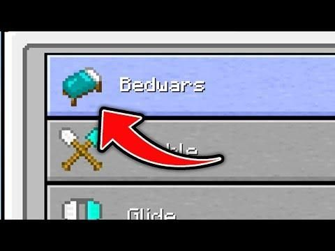 Minecraft How To Play Bedwars Minigame Ps3 Xbox360 Ps4