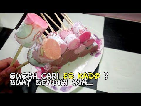 Cara Membuat Es Kado Sendiri Di Rumah Resep Es Krim Youtube Es Krim Resep Es Krim Resep