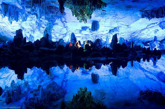 Reed Flute Cave, Guilin, China: Favorite Places Spaces, Beautiful Places, Crystal Palace, Amazing Caves, Flute Caves, Amazing Places, Beautiful Caves, Cave Guilin