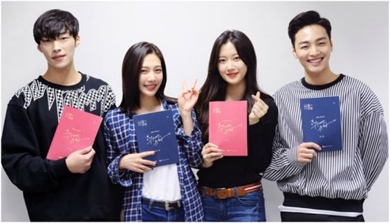 Great Seducer, Drama. Cadena MBC,Estreno 12 de Marzo. El drama es una adaptación de la clásica película coreana Untold Scandal, Actores Woo Do Hwan, Joy
