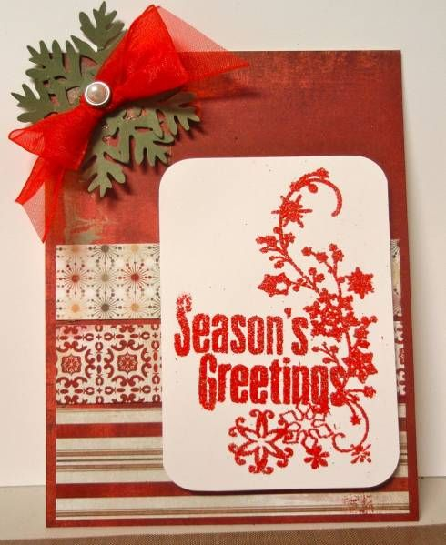 Seasons Greetings! by yabbadodo - Cards and Paper Crafts at Splitcoaststampers