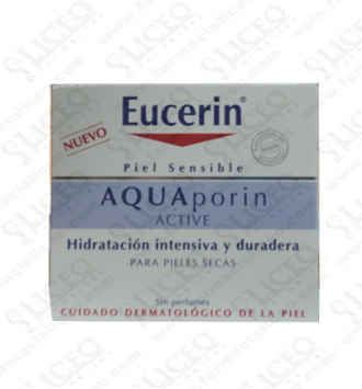 EUCERIN AQUAPORIN ACTIVE CREMA HIDRATANTE P SECA