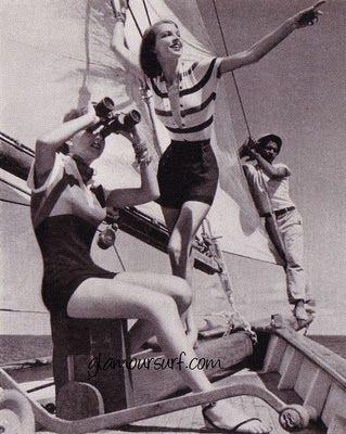 Sailing Gals