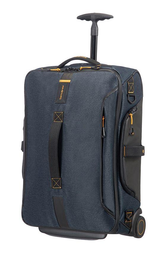 Kaufen Sie Paradiver Light Reisetasche mit Rollen 55cm Blau im Samsonite Online Shop. Große Auswahl und schnelle Lieferung.
