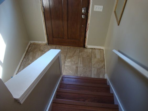 Split level remodeling ideas entry way split level for Split level entryway remodel ideas