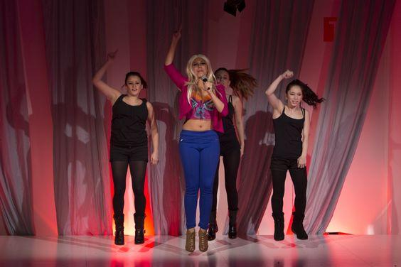 MIRA QUIÉN CANTA 2014 Festival Interpretativo TAI Nicki Minaj 'Starships' Fotografía: Juan José G. Albalá