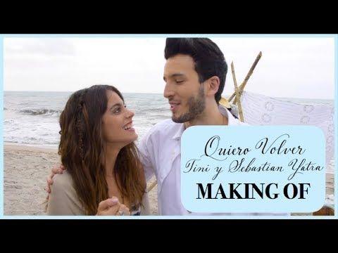 3 Making Of Quiero Volver Con Sebastian Yatra Tini Youtube Canciones Youtube Instagram