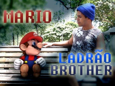 Mario e o Ladrão Brother