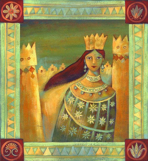 """Ester, la regina"" storie della Bibbia, Alida Massari"