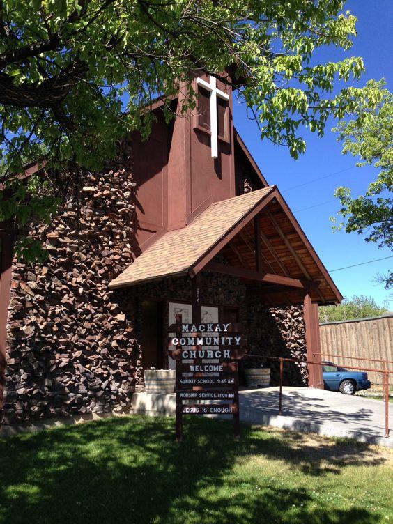 Mackay Community Church.