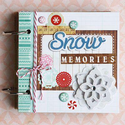 Ideas for a winter mini.