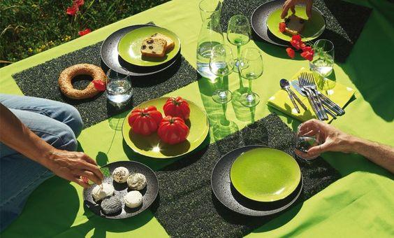 La table Silaos - Les arts de la table - Idées déco - Alinéa