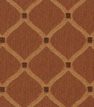 Upholstery Fabric-Jaclyn Smith Newark-Tabasco