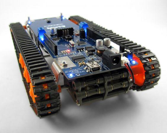 Arduino robot project creative ideas pinterest