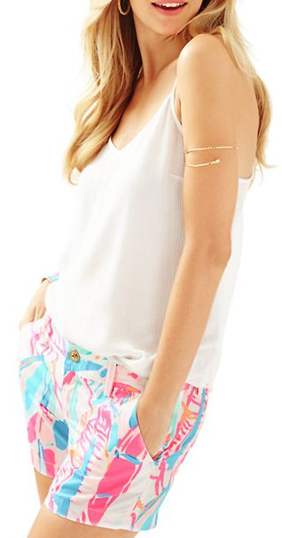 colorful summer shorts - Lilly Pulitzer