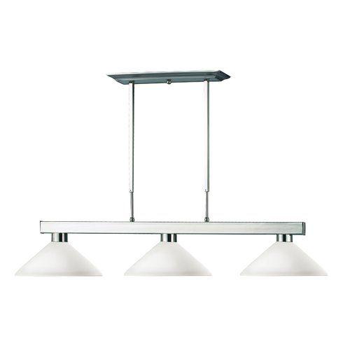 Viki 3 Light Pool Table Linear Pendant Avery Home Lighting Billiard Lights Pool Table Lighting