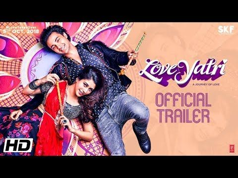 Salman Khan Has Shared The Second Song From His Brother In Law Aayush Sharma S Debut Film Loveratri A Hd Movies Download Free Movies Online Love Songs Hindi