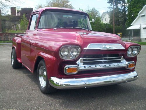 1959 Chevrolet Pickup Truck Old Trucks For Sale Vintage Classic