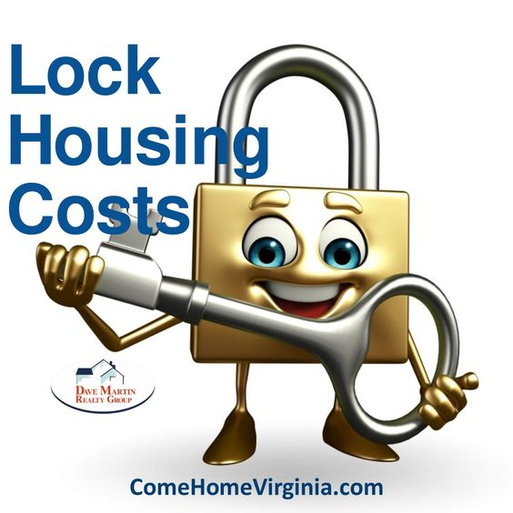 lock in low housing expenses Financial benefits of owning a home