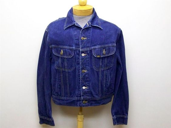 Men's Vintage LEE Riders Denim Blue Jean Trucker Jacket Patd. 153438 - USA https://t.co/qHwz8ynGba https://t.co/ri3eq3rbfC