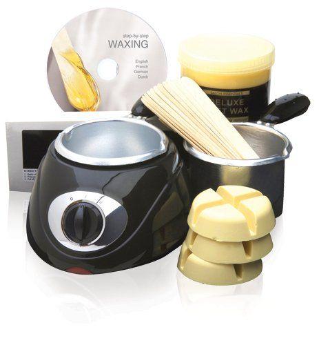 Cuidado personal - Depiladora Cwax, A La Cera, Incluye 2 Tipos De Cera Dura Y Blanda -  http://tienda.casuarios.com/rio-depiladora-cwax-a-la-cera-incluye-2-tipos-de-cera-dura-y-blanda-para-diferentes-tratamientos-incluye-espatulas/