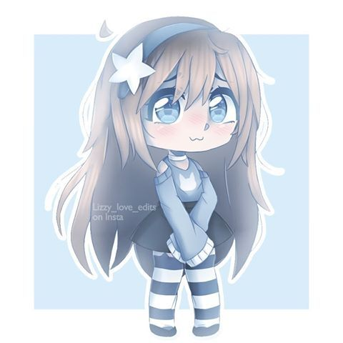 Hello Miss What A Lovely Afternoon Edit 3 Trick Or Treater So Coloring It Is Kinda Nice But It Takes T Cute Anime Chibi Chibi Drawings Cute Drawings