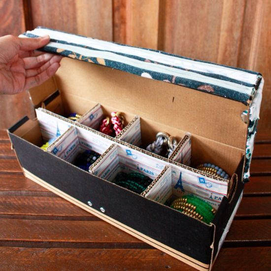 Shoe box, Organizers and Boxes