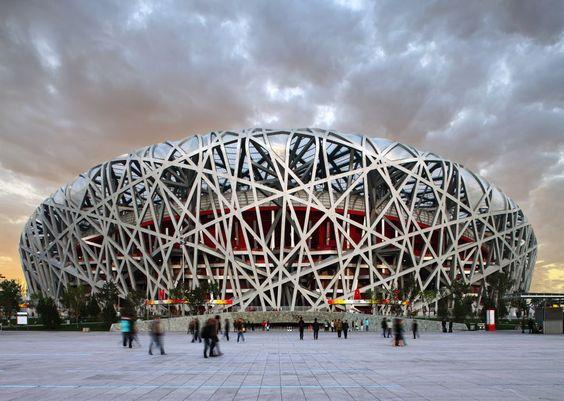 Destino arquitectura beijing birds and the nest for The nest beijing