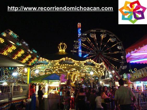 Michoacán te habla del templo de Huandacareo, la fiesta de esta iglesia es el 12 de Octubre y dura 12 días, y podrás encontrar grupos musicales, cohetes, misas y procesiones, durante este tiempo el lugar se viste de fiesta y alegría, disfruta de los juegos mecánicos en la plaza y las vendimias. HOTEL DELFIN PLAYA AZUL http://www.hoteldelfinplayaazul.com/portal/
