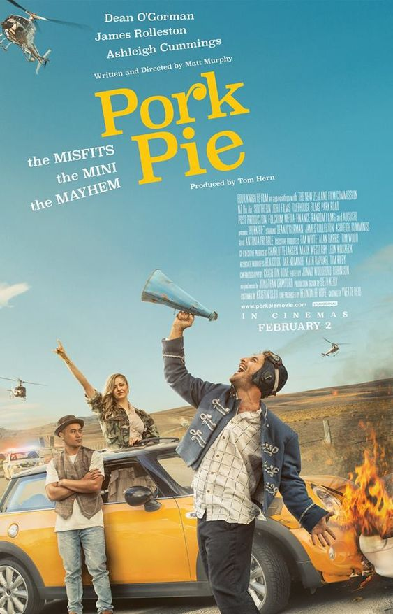 Pork Pie (2017) BRRip