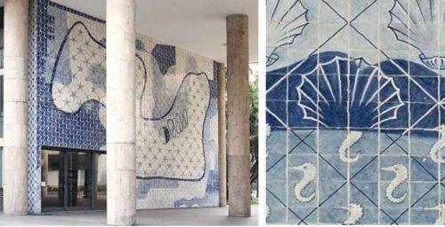 Painel de Portinari - Painéis de Portinari no MES. Imagens