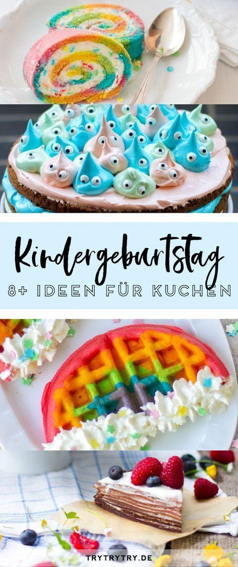 8 Kreative Ideen Fur Kuchen Cupcakes Waffeln Und Torten Zum