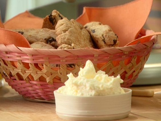 Anne Burrell Scones Recipe....MY GO TO RECIPE. Wonderful!!!