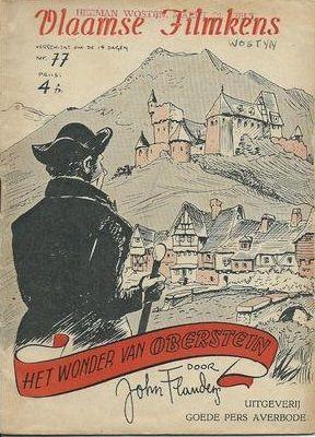 John Flanders - Het wonder van Oberstein