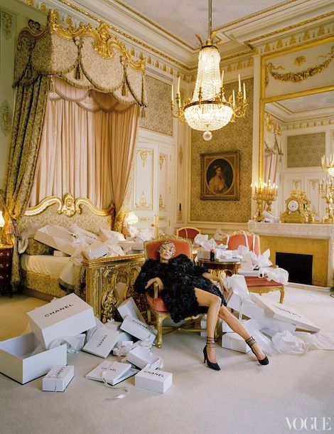 Ritz Hotel, Paris.